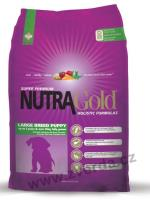 Nutra Gold Large Breed Puppy 15kg