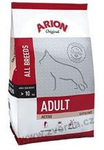 Arion Dog Adult Active All Breeds 12kg