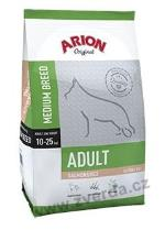 Arion Dog Adult Medium Salmon Rice  3kg