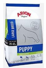 Arion Dog Puppy Large Chicken Rice 12kg