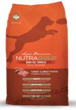 Nutra Gold Turkey&Sweet Potato GRAIN FREE 13,6kg
