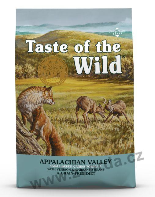 Taste of the Wild Appalachian Valley 13kg 2x