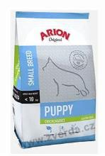 Arion Dog Puppy Small Chicken Rice 3kg